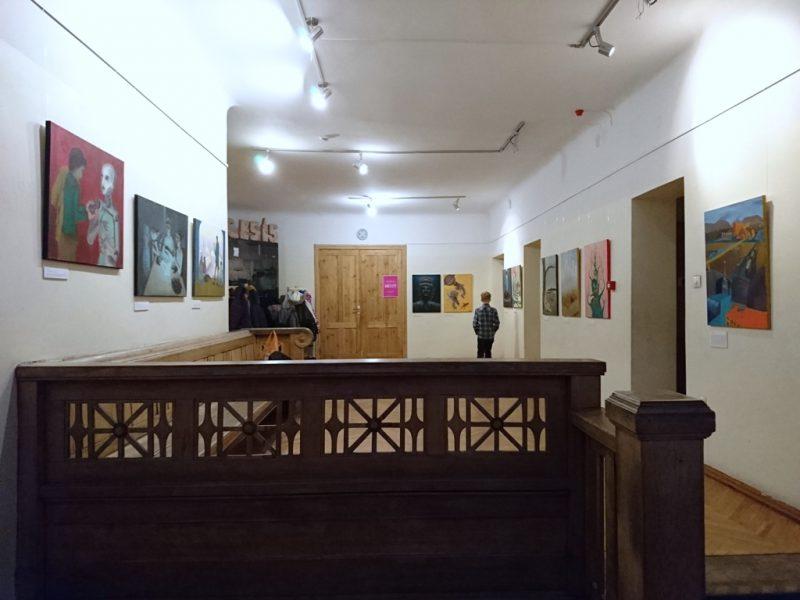 """No 2019. gada 11. janvāra Cēsu pilsētas mākslas skolā skatāma PIKC NMV JRMS profesionālās ievirzes izglītības programmas nobeiguma darbu izstāde """"Latvijas 500gade"""". <a href="""